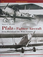 Kagero Legends of Aviation- Pfalz-Fighter Aircraft from Rheinland the Wine Country