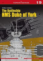 Kagero Topdrawings- Battleship HMS Duke of York