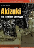 Kagero Topdrawings- Akizuki the Japanese Destroyer