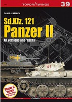 Kagero Topdrawings- SdKfz 121 Panzer II All Versions & Luchs