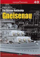 Kagero Topdrawings- German Battleship Gneisenau