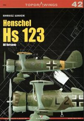 Kagero Topdrawings- Henschel Hs123 All Versions
