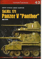 Kagero Topdrawings- SdKfz 171 Panzer V Panther
