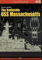 Kagero Topdrawings- Battleship USS Massachusetts