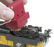 Speedi Driven Cleaner HO Scale Model Railroad Operating Accessory #236