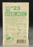 Kadee 20 Series Magne-Matic Short Centerset Shank 1/4 HO Scale Model Train Coupler #23