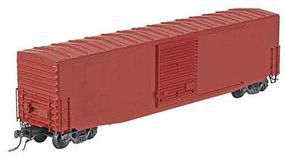Kadee 50 PS-1 Boxcar with 9 Door & Cushion Underframe Undecorated HO Scale #4120