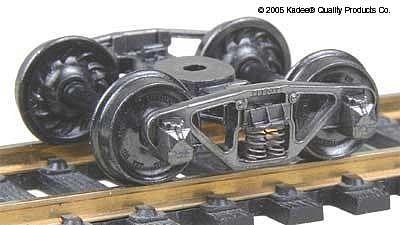 """KADEE HO 28/"""" Smooth Back Freight Car Wheels  #524"""