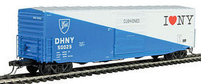 Kadee 50 PS-1 Boxcar Delaware and Hudson #50025 HO Scale Model Railroad #6369