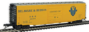 Kadee 50 PS-1 Boxcar Delaware & Hudson #29178 HO Scale Model Railroad #6381
