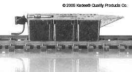 For HOn3 Equipment HOn3 Kadee #704 Coupler Height Gauge