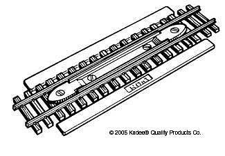 Kadee Quality Products Magne-Electric Uncouplers HOn3-Scale -- HO Scale Model Train Coupler -- #708