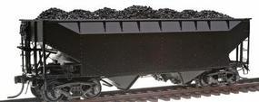 Kadee AAR 50-Ton Offset 2-Bay Open Hopper Undecorated HO Scale Model Train Freight Car #7501