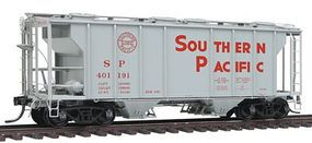 Kadee PS-2 2-Bay Covered Hopper Southern Pacific #401191 HO Scale Model Train Freight Car #8028