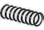Kadee Quality Products Coupler Springs -- Centering for #s 804, 805 & 806 - O-Scale (12)