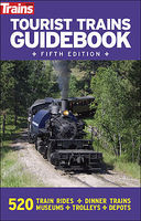 Kalmbach Tourist Trains Guidebook 5th Edition Model Railroad Book #1211