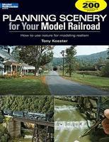 Kalmbach Planning Scenery for your Model Railroad Model Railroad Book #12410