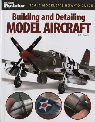 Kalmbach Building & Designing Plastic Model Aircraft How To Model Book #12440