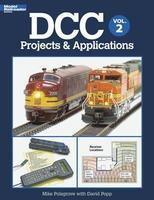 Kalmbach DCC Projects & Applications Vol. 2 Model Railroad Book #12441