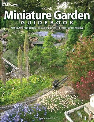 Kalmbach Miniature Garden Guidebook Model Railroad Book #12444
