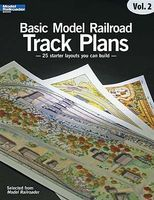 Kalmbach Startr Track Plans for Model Railroaders Model Railroad Book #12466