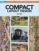 Kalmbach Compact Layout Design Model Railroad Book #12487
