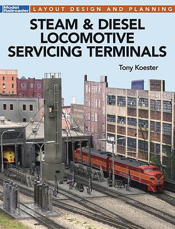 Kalmbach Servicing Terminals S+D Locos