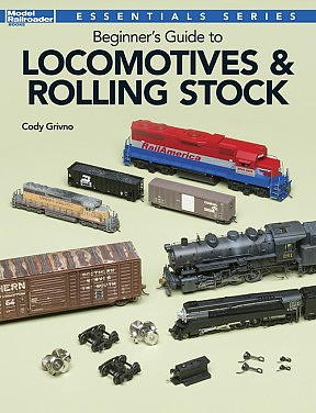 Kalmbach LOCOMOTIVES & ROLLING STOCK