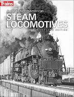 Kalmbach Guide to North American Steam Locomotives 2nd Edition Model Railroading Book #1302