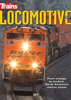 Kalmbach Locomotive DVD From Vintage