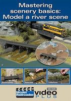 Kalmbach Mastering Scenery Basics Hobby Model DVD Video Tape General #15301
