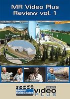 Kalmbach Mr Video Plus Review Vol 1 DVD Model Railroading DVD #15304