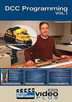 Kalmbach DCC Programming Vol 1 DVD Model Railroading DVD #15306