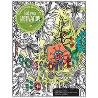 Kalmbach INSPIRATION Coloring Book