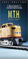 Kalmbach Greenbergs Pocket Price Guide- M.T.H. Electric Trains (D)