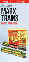 Kalmbach-Publishing Marx Trains Pocket Guide 9th Edition Model Railroading Catalog #108910
