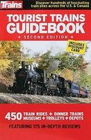 Tourist Trains Guidebook, 2nd Edition Model Railroading Historical Book #1208