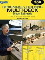 Kalmbach-Publishing Designing and Building Multi-Deck Model Railroads Model Railroading Book #12434