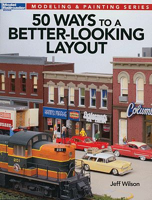 Kalmbach Publishing 50 Ways to Better Layout