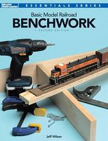 Kalmbach-Publishing Basic ModelRailroading Benchwork, 2nd Edition