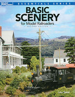 Basic Scenery for Model Railroaders, 2nd Edition