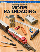 Kalmbach Getting Started in Model Railroading
