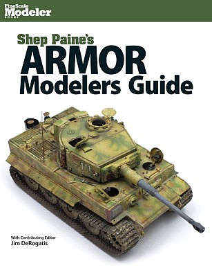 Kalmbach-Publishing Shep Paines Armor Modelers Guide