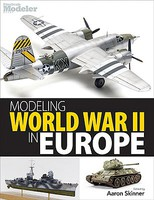 Kalmbach-Publishing Modeling World War II in Europe Softcover, 144 Pages