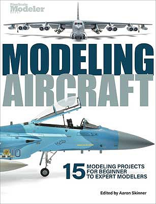 Kalmbach-Publishing Modeling Aircraft Softcover, 144 Pages