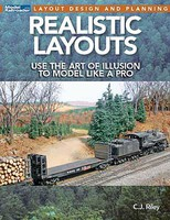 Kalmbach-Publishing Realistic Layouts CJ Rile