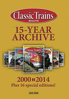 Kalmbach-Publishing Classic Trains 15 yr Arch