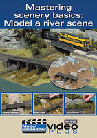 Kalmbach Model a River Scene DVD