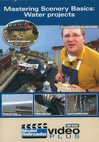 Kalmbach Mastering Scenery Basics DVD Water Projects