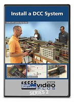 Kalmbach-Publishing Install a DCC System DVD 1 Hour, 27 Minutes